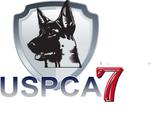 United States Police Canine Association Region#7 Logo